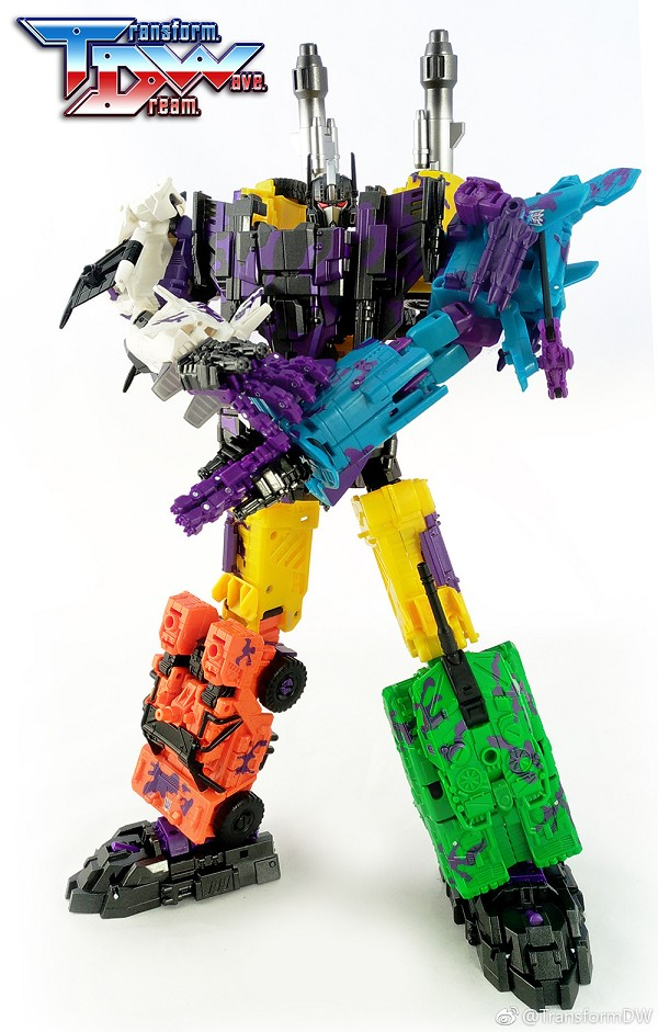 Transform Dream Wave TCW-01G Upgrade kit for G2 Bruticus