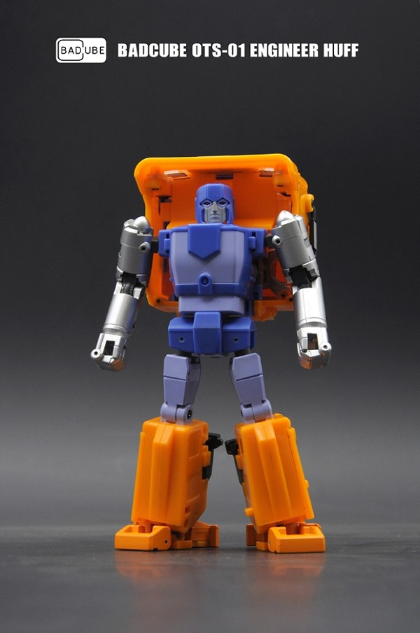 Bad Cube OTS-01 ENGINEER HUFF (2021 Reissue)