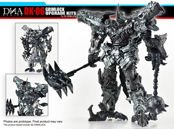 DNA Design DK-06 Upgrade Kit for SS Grimlock