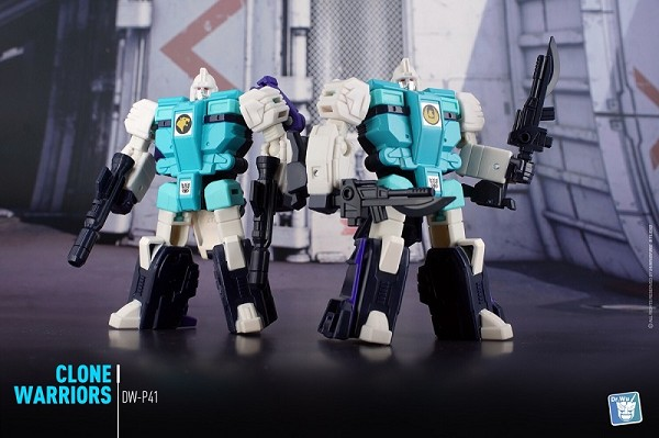 Dr. Wu P41 CLONE WARRIORS