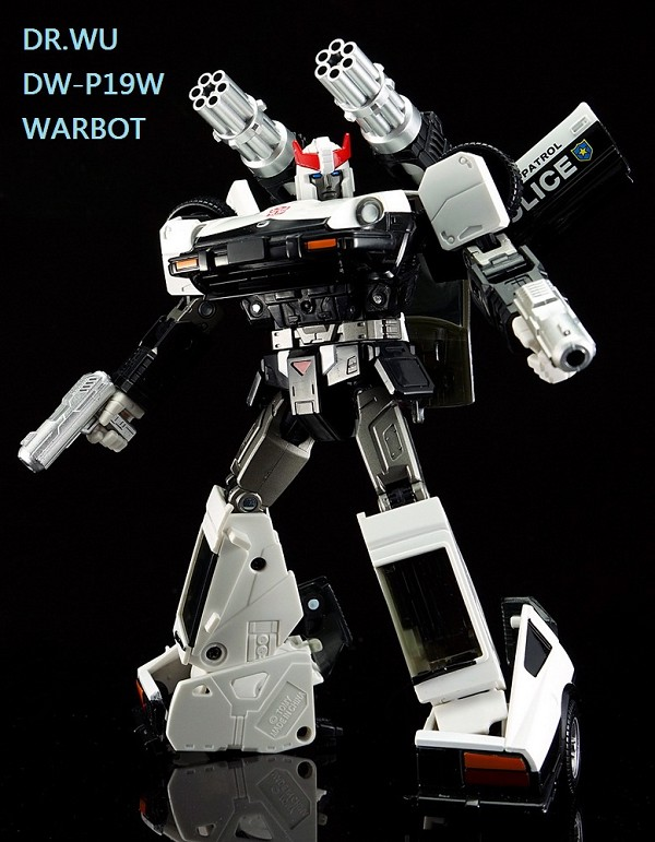 Dr. Wu Customs - WARBOT KIT