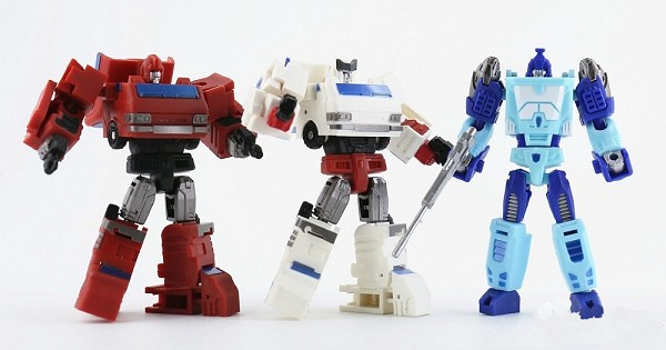 DX9Toys War in Pocket CAMPAIGNERS