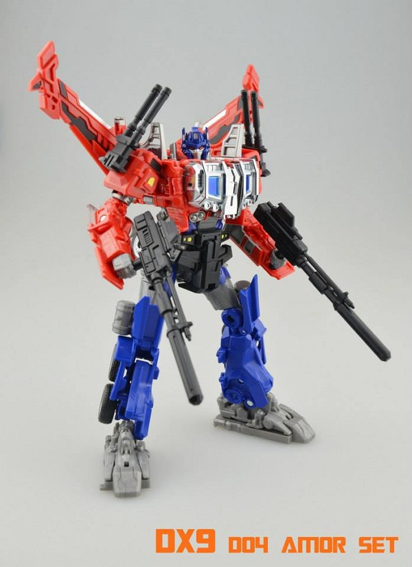DX9 Toys D04 ARMOR SET