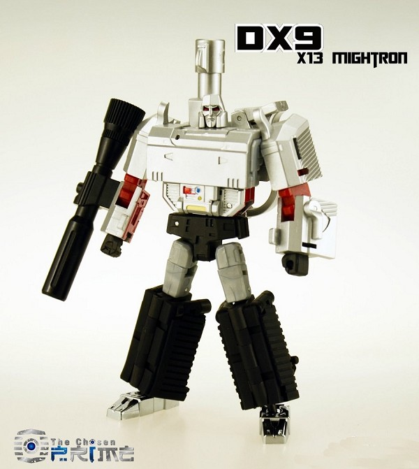 DX9Toys War in Pocket X13D MIGHTRON (Battle Damaged)