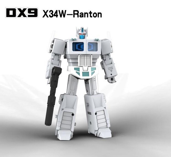 DX9Toys War in Pocket X34W RANTON