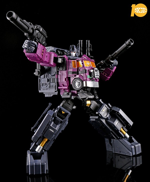 Fans Hobby MasterBuilder MB-06B PURPLE POWER BASER