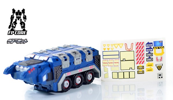 Fansproject WB002EX CORE TRAILER