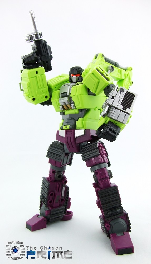 Generation Toy Gravity Builder GT-01C NAVVY