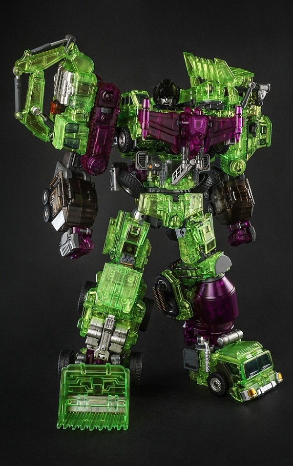 Generation Toy Gravity Builder Green Shadow
