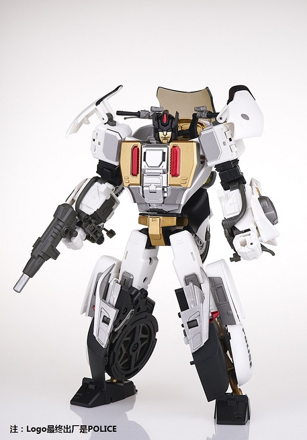 Generation Toy GT-8D MOTOR / GUARDIAN COMBINER