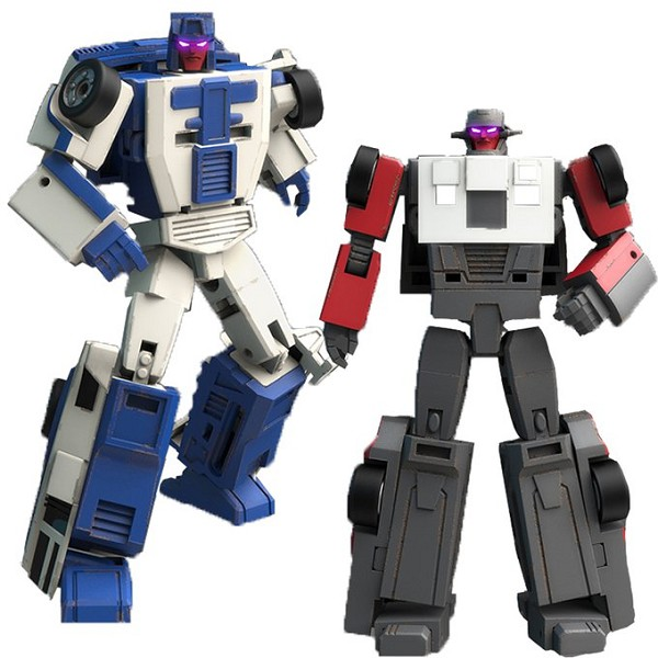 Magic Square Toys B14 BEAT BACK & B15 COLLIDE 2 Pack (Restock)