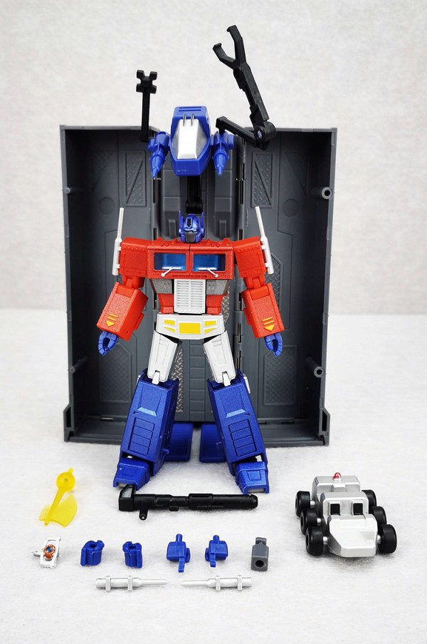 Magic Square Toys B18X LIGHT OF JUSTICE (Metallic)