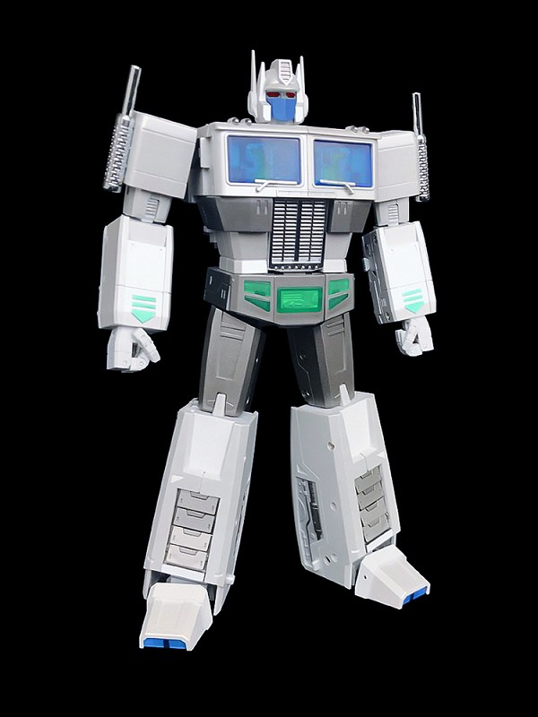 Magic Square Toys MS01W LIGHT OF FREEDOM (WHITE)