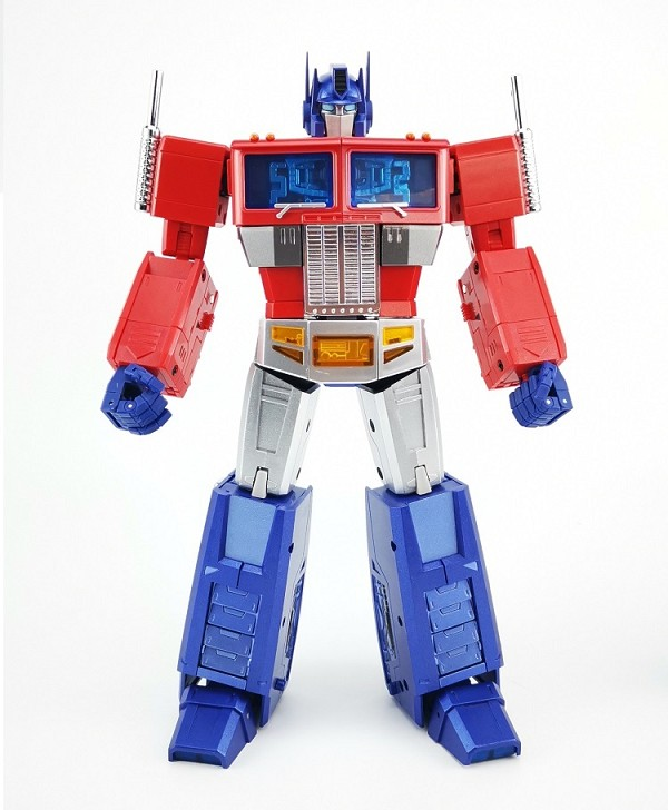Magic Square Toys MS01X LIGHT OF FREEDOM (METALLIC)