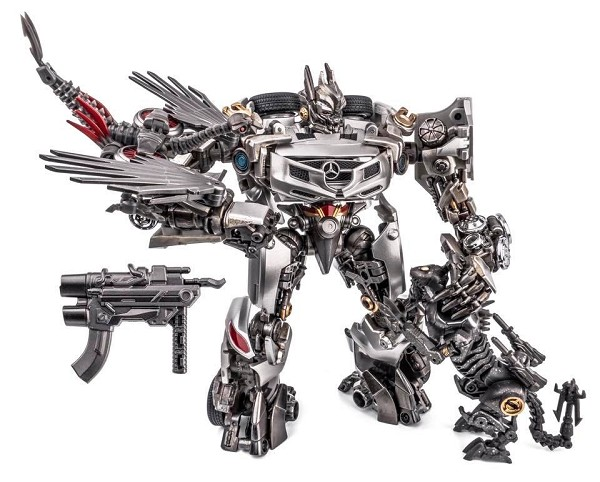 NewAge XM1B MISTA w/Laserbeak & Ravage