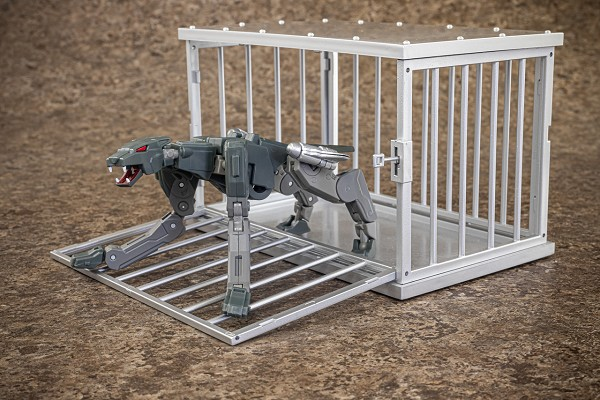 Ocular Max RMX-01C Jaguar Cell and Cage