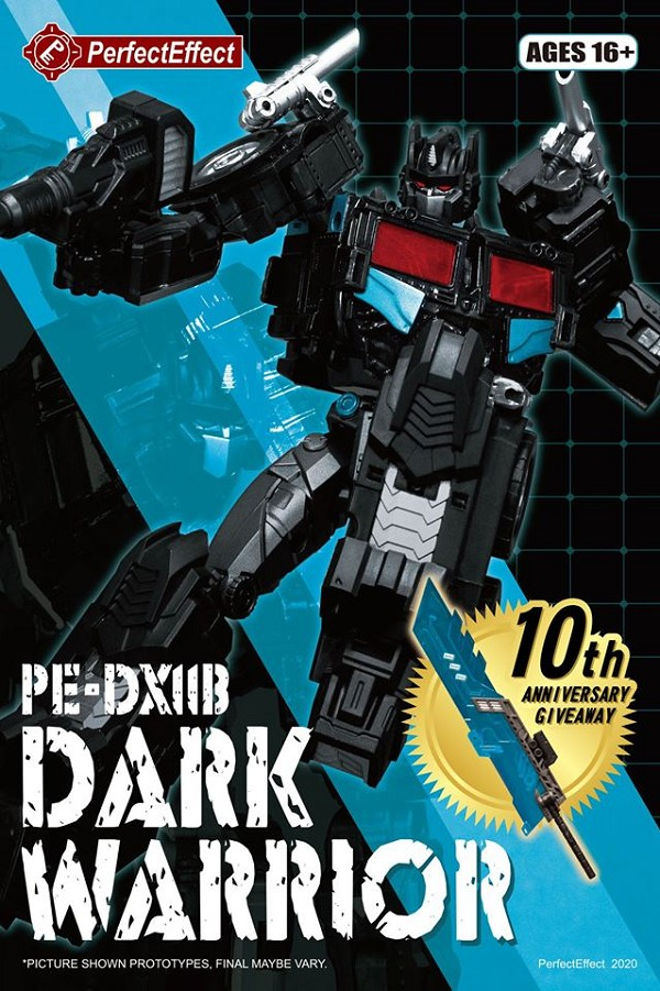 Perfect Effect DX11B DARK WARRIOR