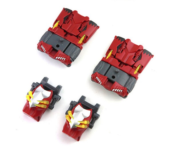 TFC Toys Poseidon Enhancement Pack (Red)
