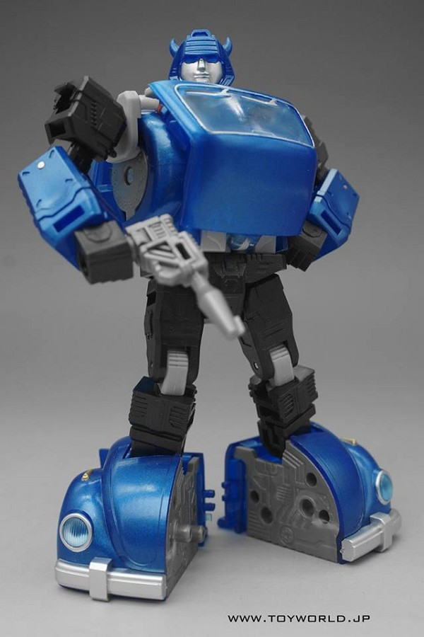 Toyworld TW03C Bii (Metallic Blue version)