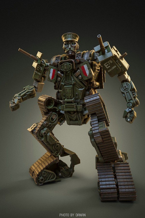 Toyworld TW-FS01 BULLDOG