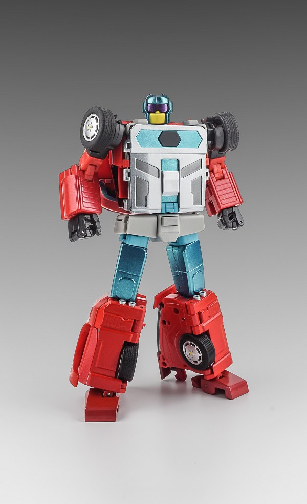 X-Transbots MX-15G DEATHWISH G2 Version