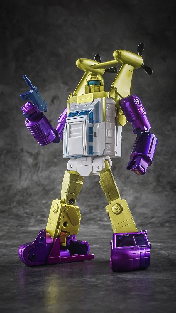 X-Transbots MM-XII NEPTUNE G2