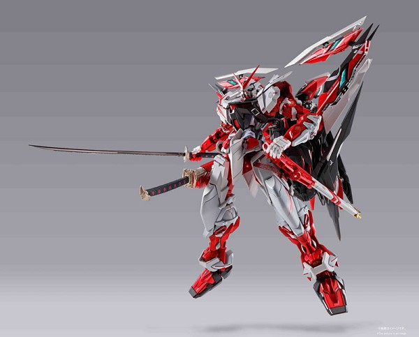 Bandai Gundam Metal Build - GUNDAM ASTRAY RED FRAME (Alternative Strike Ver.)