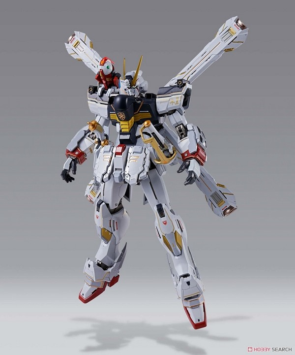 Bandai Gundam Metal Build - CROSSBONE GUNDAM X1
