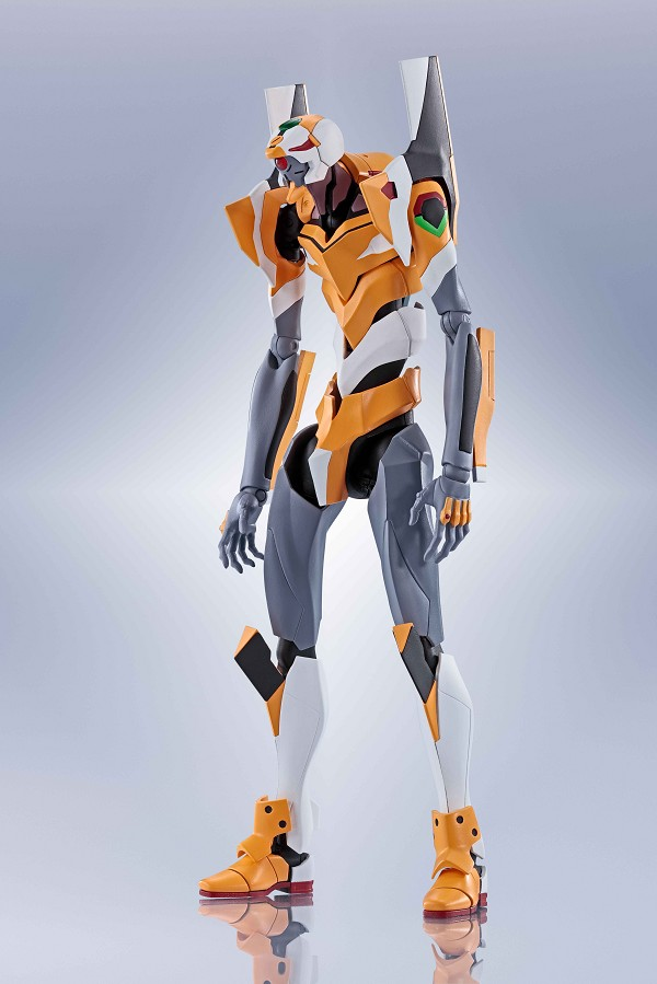 Bandai Robot Spirits Evangelion New Theatrical Edition - EVA00 PROTOTYPE