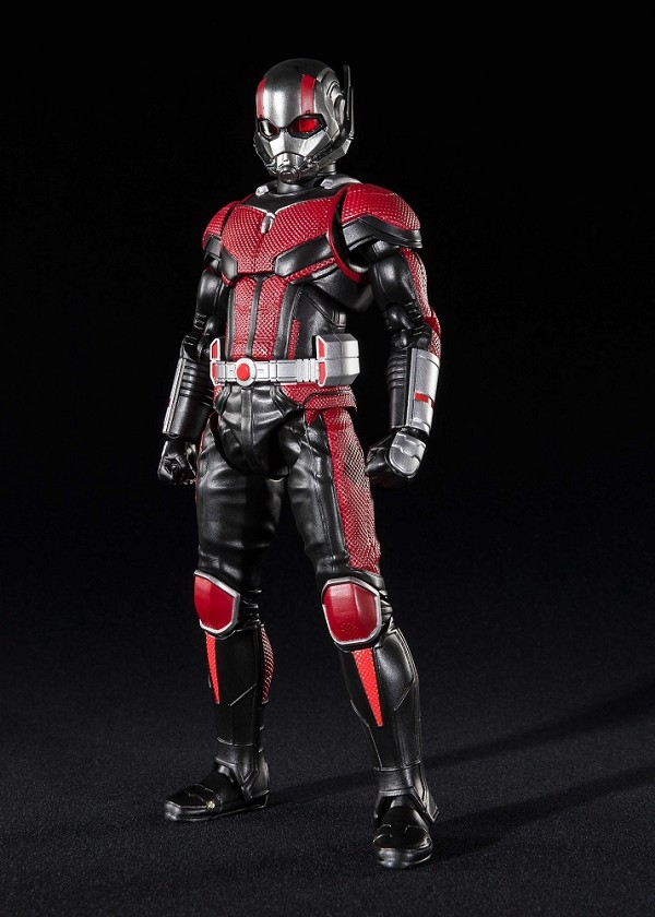 S.H. Figuarts Ant-man and The Wasp: ANT-MAN & ANT