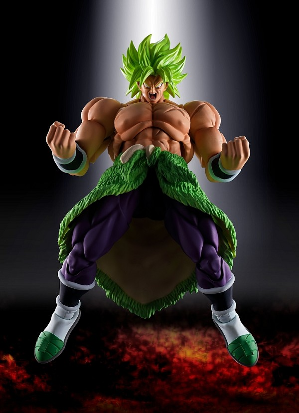S.H. Figuarts Dragon Ball Super -  SUPER SAIYAN BROLY FULL POWER