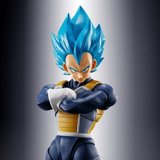 S.H. Figuarts Dragon Ball Super -  SUPER SAIYAN GOD SUPER SAIYAN VEGETA