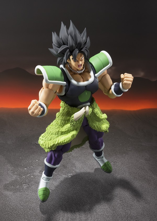 S.H. Figuarts Dragon Ball Super - SUPER BROLY