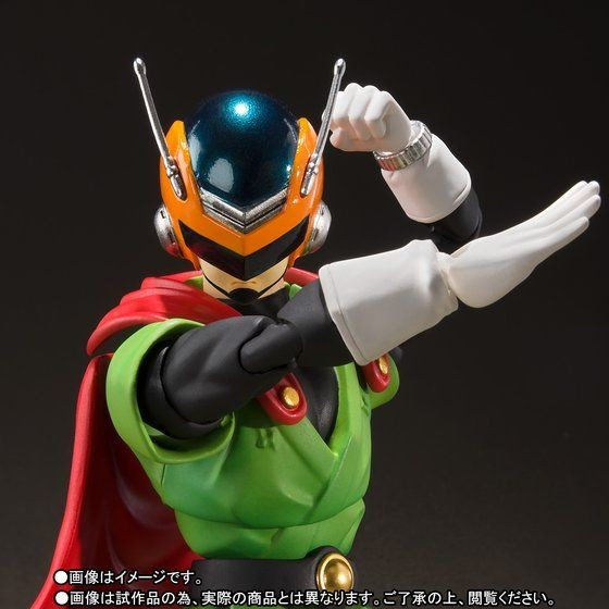 S.H. Figuarts Dragon Ball Z GREAT SAIYAMAN