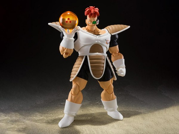 S.H. Figuarts Dragon Ball Z RECOOME (Ginyu Force)
