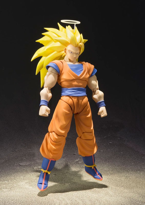 S.H. Figuarts Dragon Ball Z Super Saiyan 3 SON GOKU