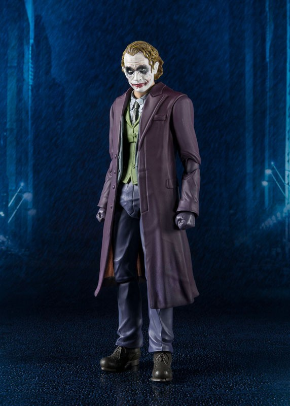 S.H. Figuarts JOKER from The Dark Knight