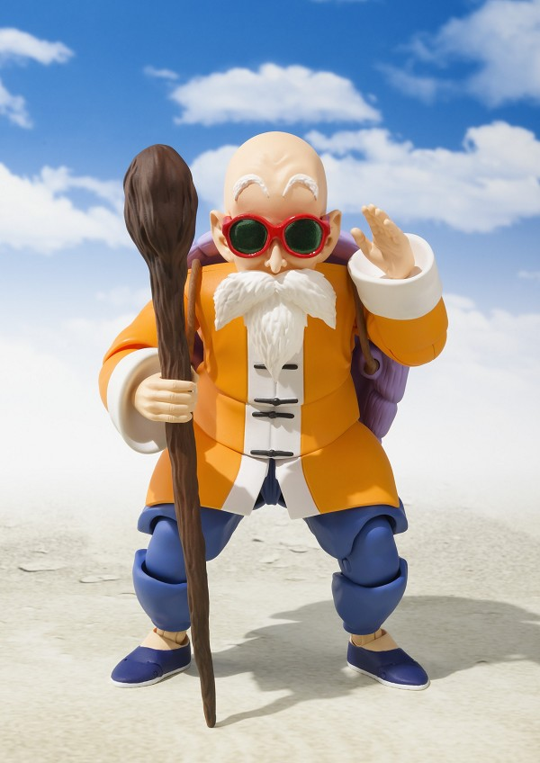 S.H. Figuarts Dragon Ball Z MASTER ROSHI