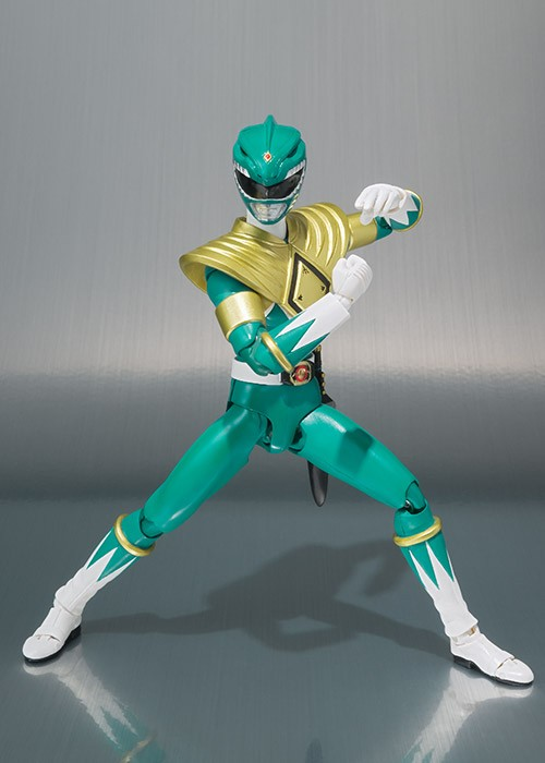 S.H. Figuarts Mighty Morphin Power Rangers - GREEN RANGER