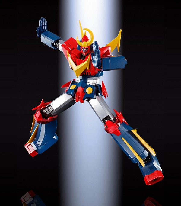 Bandai Soul of Chogokin GX-84 Invincible Super Man Zambot 3 F.A.