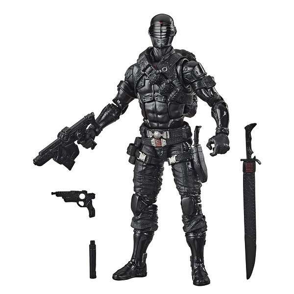 G.I. Joe Classified Series SNAKE EYES