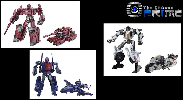 Hasbro Combiner Wars Legends Class Wave 3 SET OF 3 (GROOVE, WARPATH & VIPER)