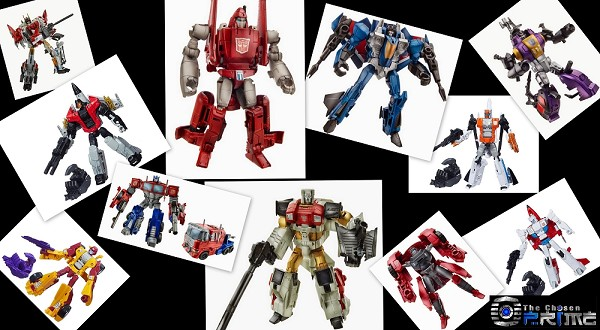Hasbro Combiner Wars - Full Wave 1 set