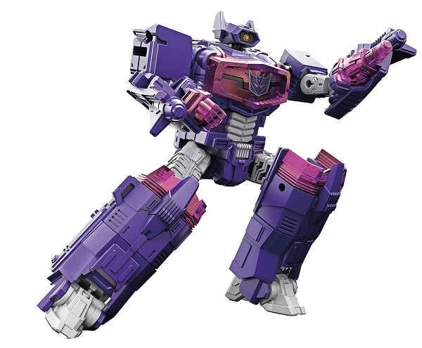 Hasbro Combiner Wars - Legends SHOCKWAVE