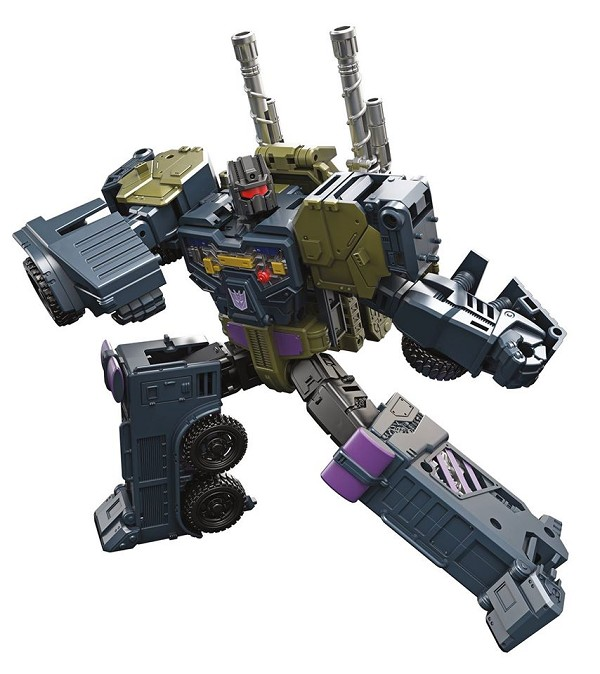 Hasbro Combiner Wars Voyager Class ONSLAUGHT