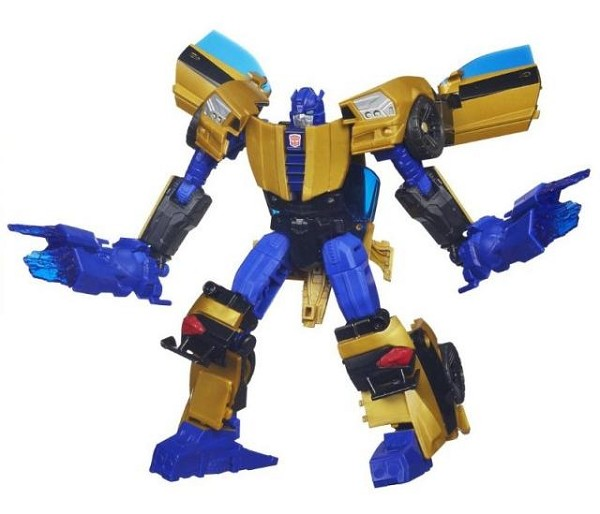 Hasbro Generations - Deluxe Class GOLDFIRE