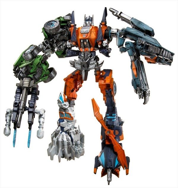 Hasbro Generations - Fall of Cybertron RUINATION SET