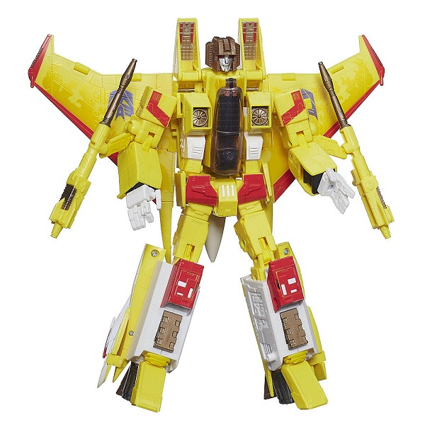 Hasbro - Masterpiece SUNSTORM