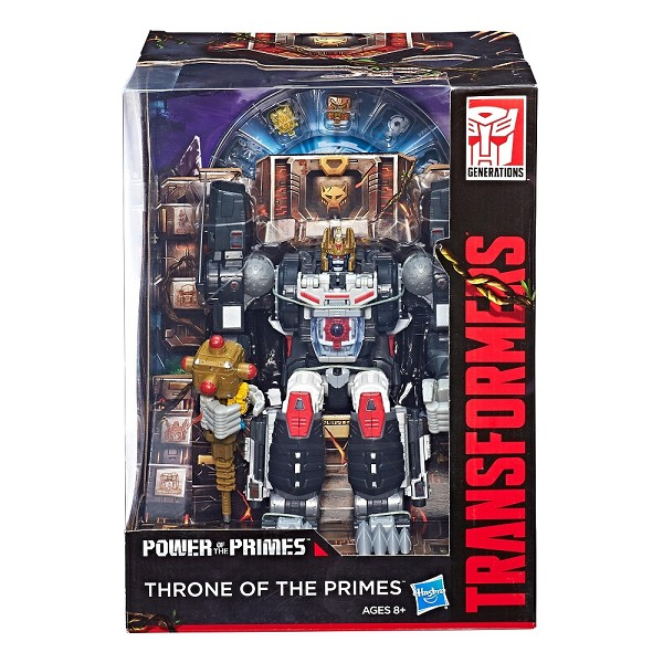 Power of the Primes Exclusive THRONE OF THE PRIMES