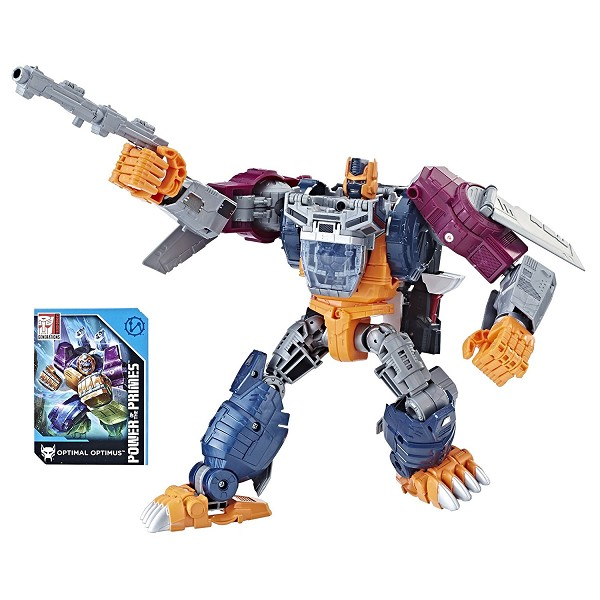 Power of the Primes LEADER OPTIMAL OPTIMUS / OPTIMUS PRIMAL